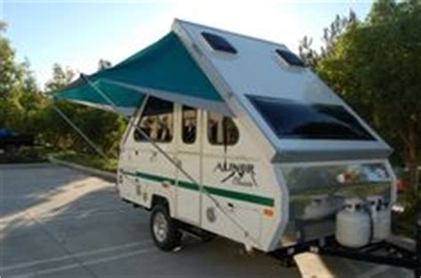 Avan Awning by A Frame Mods On C Trailers Cing