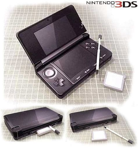 Papercraft Ds - nintendo ds paper crafts