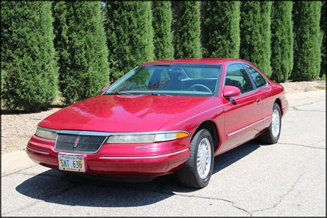 repair voice data communications 1997 lincoln mark viii electronic valve timing service manual auto air conditioning repair 1994 lincoln mark viii lane departure warning