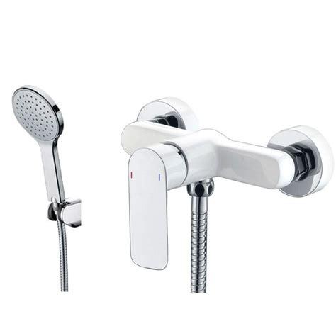 grifos ducha precios grifos de ducha con kit de ducha cassio blanco grifer 237 a
