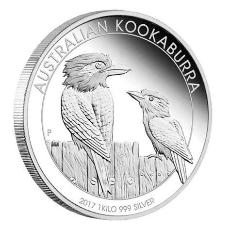 1 Kilo Australian Silver Kookaburra Coin - australian kookaburra 2017 1kg silver proof coin the
