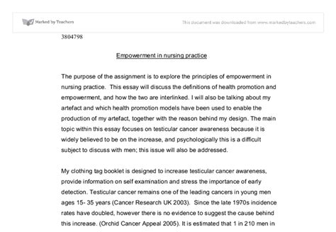 Health Promotion Essays by Health Promotion This Essay Will Discuss The Definitions Of Health Promotion And Empowerment