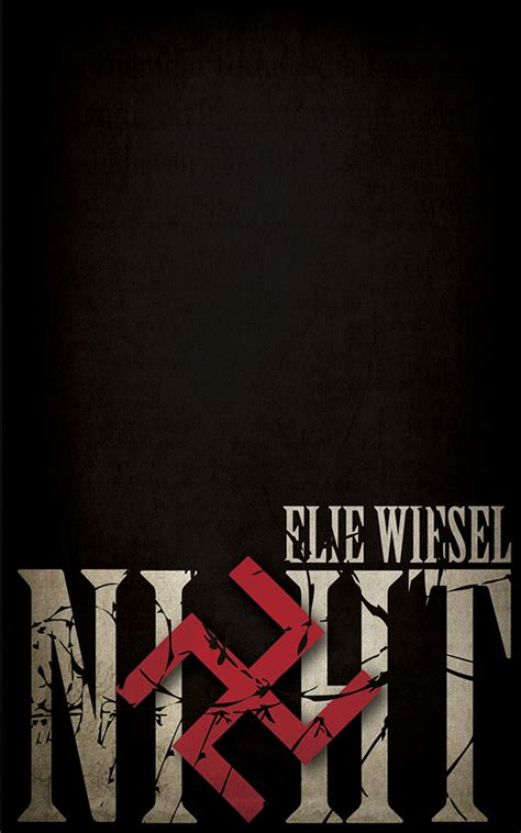 by elie wiesel book report quot quot elie wiesel on behance