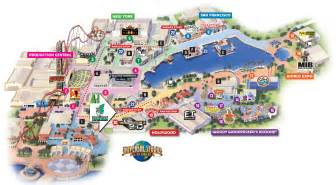 Map Of Universal Orlando by Universal Studio Orlando Map Joltframework