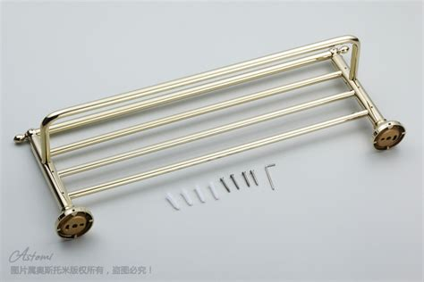 gold towel rack new arrival 60cm gold wall mount towel rack towel rack 60cm high grade gold towel rack