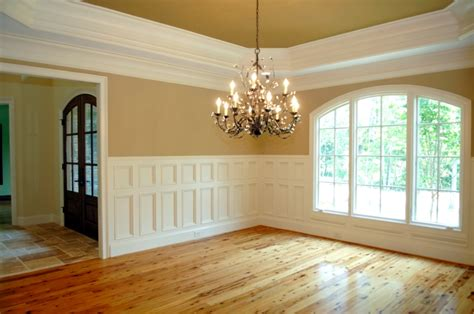 dining room trim ideas cutandcrown fast easy accurate its how to install