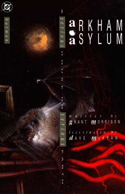 arkham asylum a serious house on serious earth pdf arkham asylum a serious house on serious earth dc comics database
