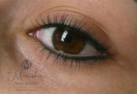 Eyeliner Make permanente eyeliner make up mariska rooij