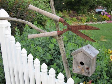 Garden Junk Garden Junk Fences Steps Pathways