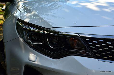 Kia Optima Upgrades by Kia Optima Modell 2017 Upgrade Des Dynamischen