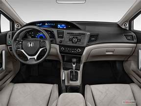 2012 Honda Civic Interior 2012 Honda Civic Interior U S News World Report