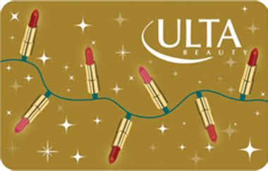 Ulta Gift Cards - giveaway holiday gift card extravaganza