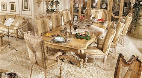 italian dining room 187 special handmade dining room settop and best italian