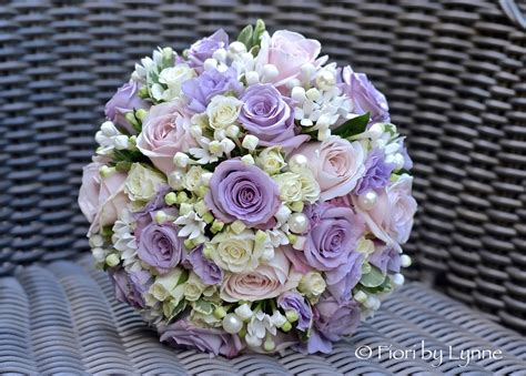 Wedding Bouquet Lilac by Wedding Flowers Lara S Pink And Lilac Summer Wedding