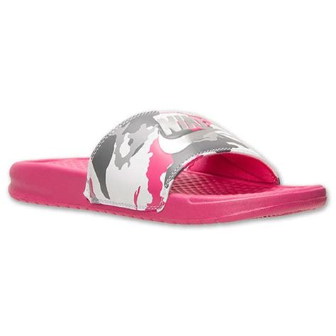 nike slide sandals womens nike sandals s nike benassi jdi print slide sandals