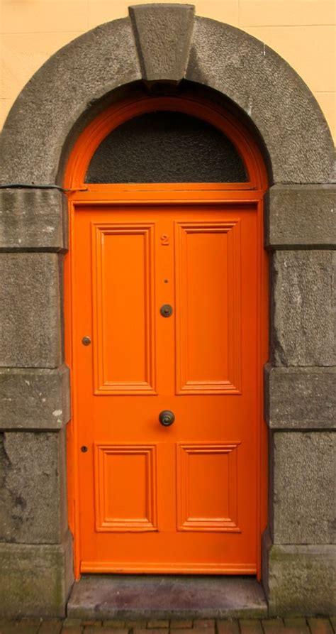 orange front door 17 best ideas about orange front doors on pinterest