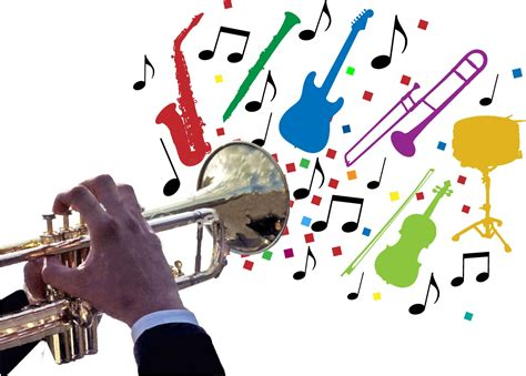 cartoon themes orchestra free band clip art pictures clipartix