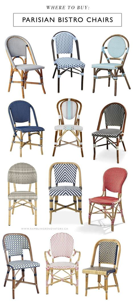 how do you say couch in french 25 best ideas about cafe chairs on pinterest french
