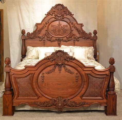 wood carving bed crating technology s blog ornate carved wood bed