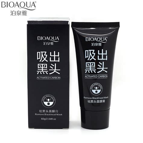 Promo Kosmetik Bioaqua Remove Blackhead Mud Mask Mask Lumpur Bio Aqua 2016 Brand Skin Care Bioaqua Blackhead Remover