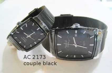 Jam Tangan Alexandre Christie Astrea Bf Hitam Original jam tangan alexandre christie original ac 2173 black