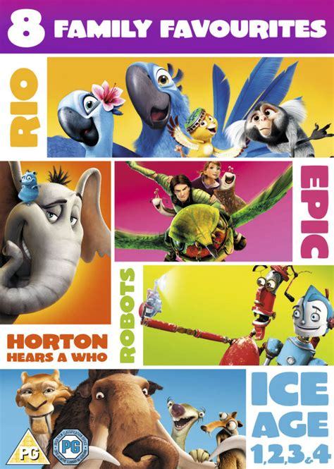 the half of us family collection volume 1 blue sky box set dvd zavvi