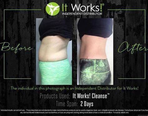 Make My Detox It Works Wrap by How To Jump Start Your Weight Loss