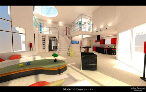 Captivating Deco Maison Moderne Youtube Ideas - Best Image Engine ...