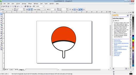 membuat logo di photoshop cc blog inspirasi tutorial membuat lambang uchiha di corel draw