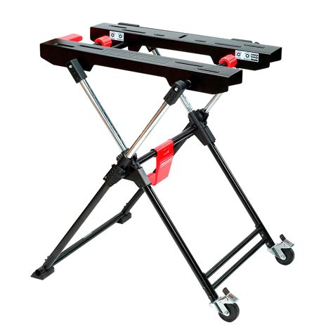 universal table saw stand craftsman 29 1 4 quot folding universal tool stand shop your