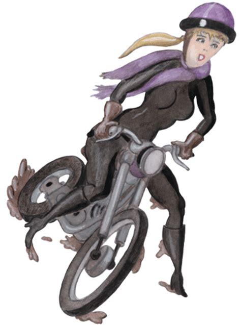 Gezeichnete Motorrad Bilder by Motorr 228 Der Motorradfahrer Motorradfahrerinnen Und Ihre