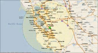 map of fremont california fremont ca moving help services