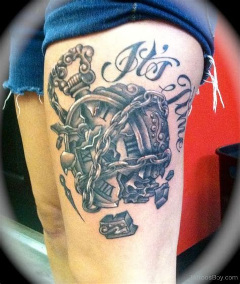 broken clock tattoo clock tattoos designs pictures page 27