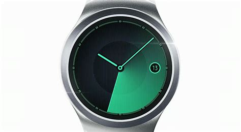 Samsung Gear S Smartwatch Stylish Here Is The Look At Samsung S New Gear Smartwatch