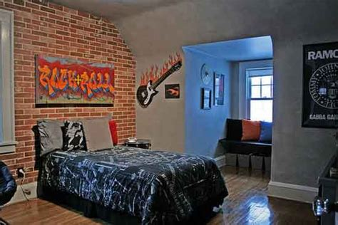 rock and roll bedroom boys rock and roll bedroom love the graffiti sign idea