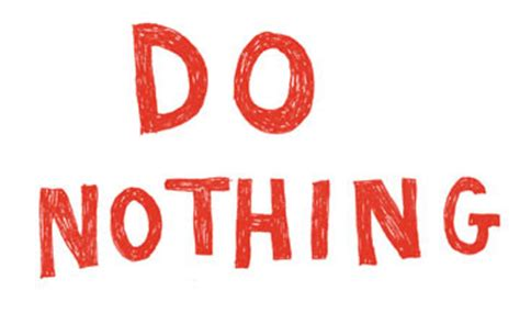 Do Nothing critter s crap the do nothing solution