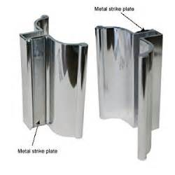 glass shower door handles replacement bright chrome frameless shower door handle with metal