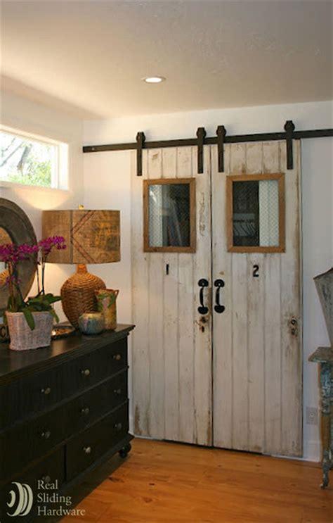 reclaimed barn doors  living space farmhouse living