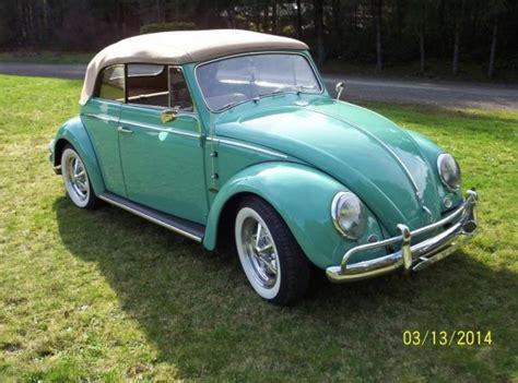600 Vw Bug 1962 volkswagen beetle convertible ebay motors