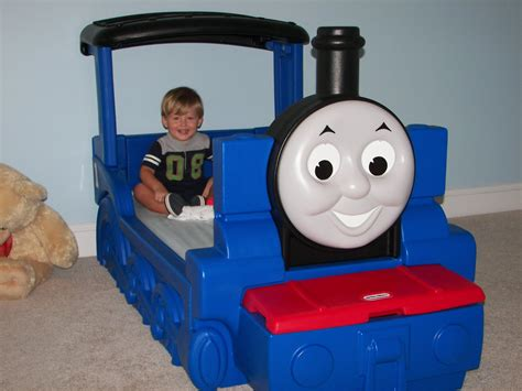 thomas train toddler bed economos adventures fun times