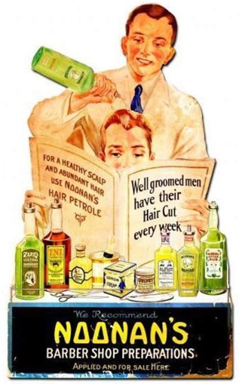 Sho Hair Tonic vintage hair tonic shop collectibles daily