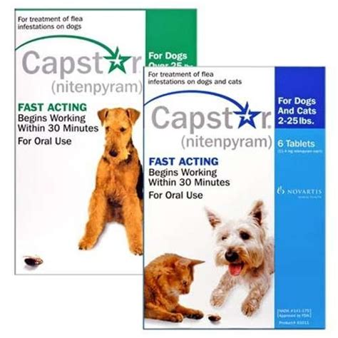 capstar for dogs pet meds capstar at okie supply capstar starts killing fleas in 30 minutes