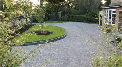 Home Driveway Design Ideas ashwood services landscapers landscaping driveways