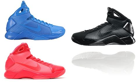 Nike Hyperdunk 2008 the nike hyperdunk 2008 retro is available now in 3 colorways weartesters