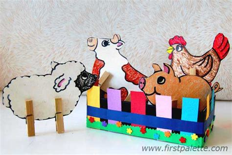 wallpaper craft animals make recycled cardboard tube farm animals hot girls