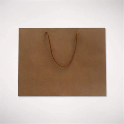 Paperbag Craft Ukuran 27 13 15 a3 brown landscape paper bag 12pcs bags gift