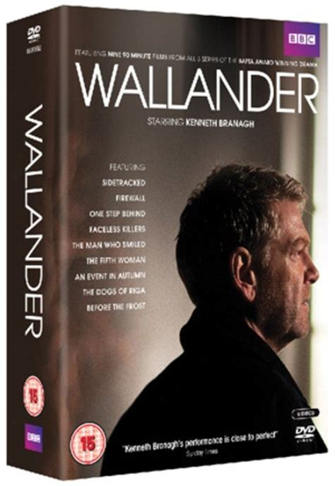 belchester box set series 1 wallander series 1 3 box set dvd zoom co uk