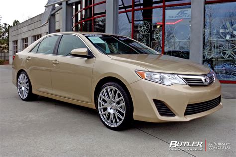 Toyota Rims For Camry Toyota Camry With 20in Tsw Mugello Wheels Exclusively From