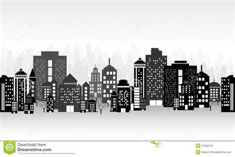 City Landscape Vector City Skyline Vector Www Imgkid The Image Kid