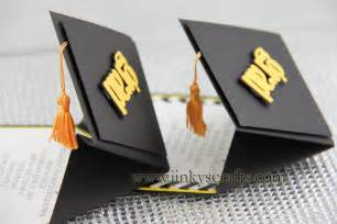 jinky s crafts designs 3d graduation cap pop up invitations
